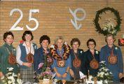 Plattelandsvrouwen 25 jaar